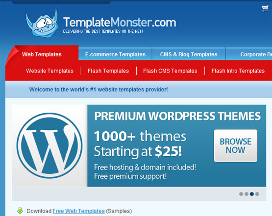 WordPress Theme Markets You Should Try: Premium and Free WordPress ...
