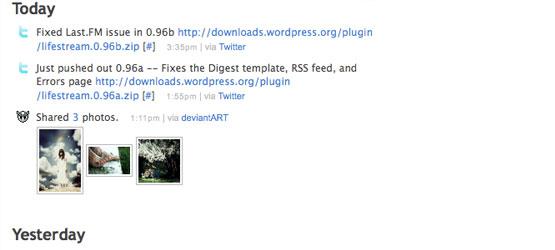 These Lifestream WordPress Themes Will Add Some Freshness To