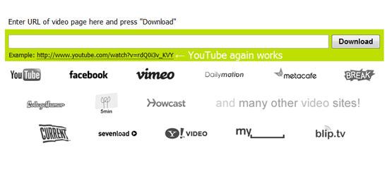 save video  com